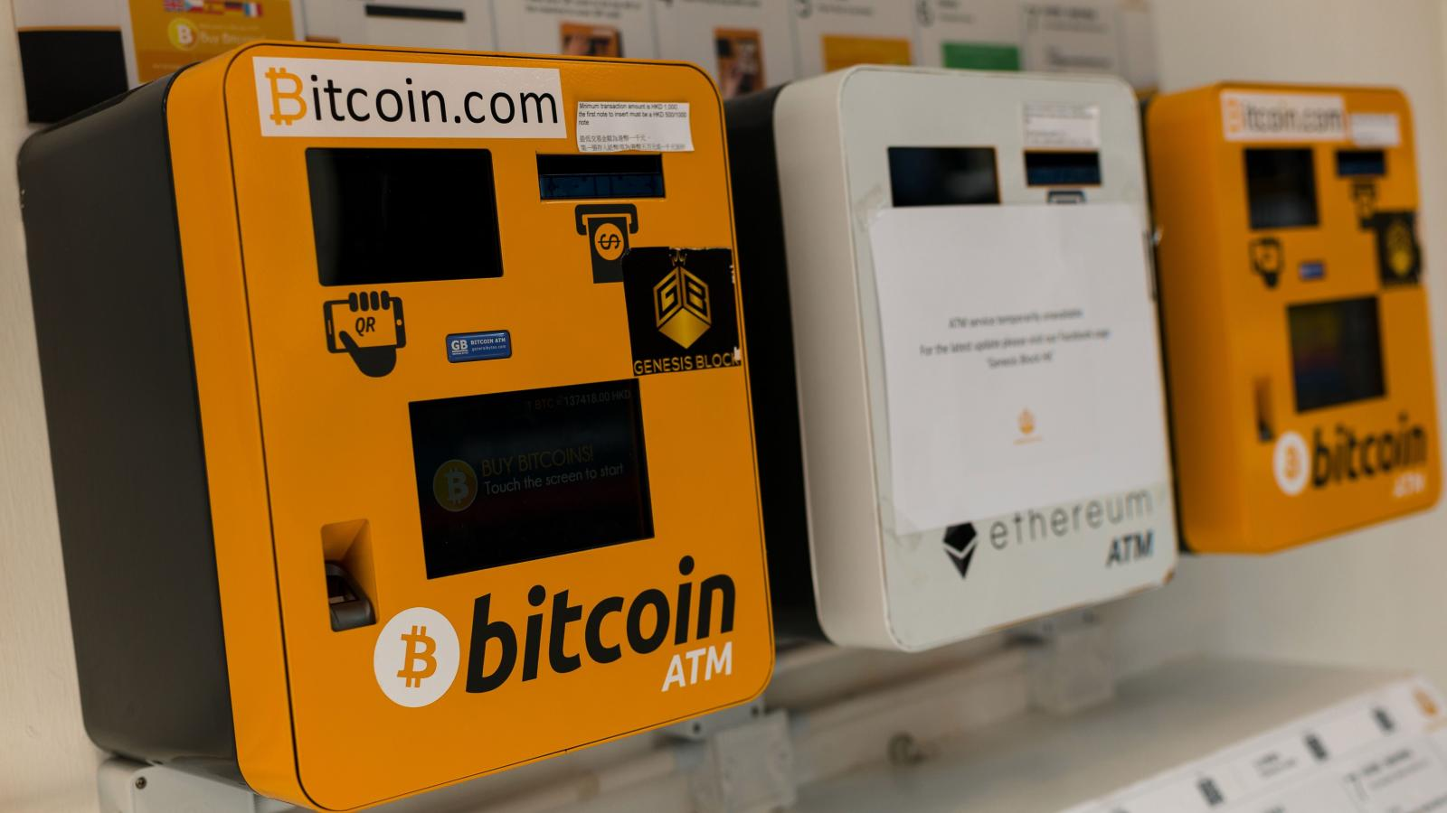 What is Cryptocurrency ATM? How Does it Work?