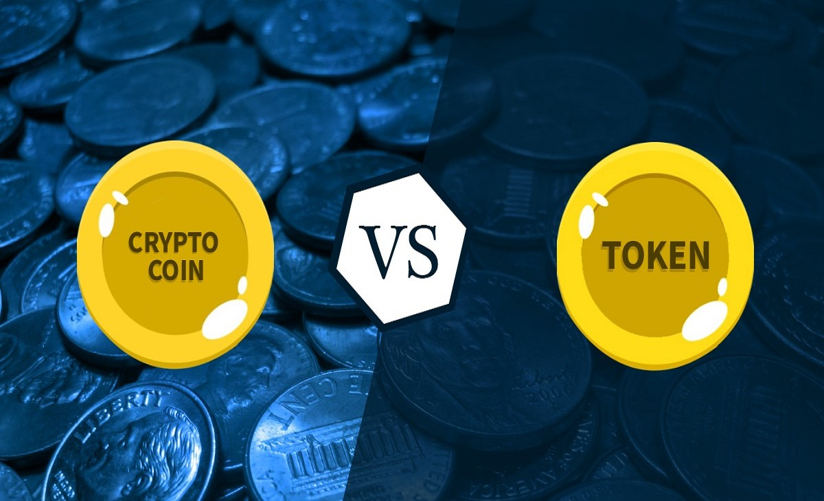 What's the Difference Between a Crypto Coin and a Crypto Token?